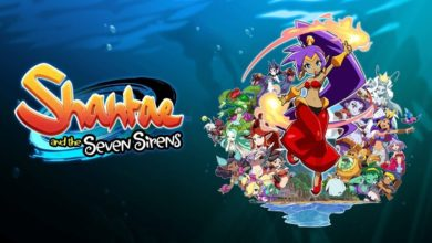 Photo of Трейлеры игра Shantae and the Seven Sirens